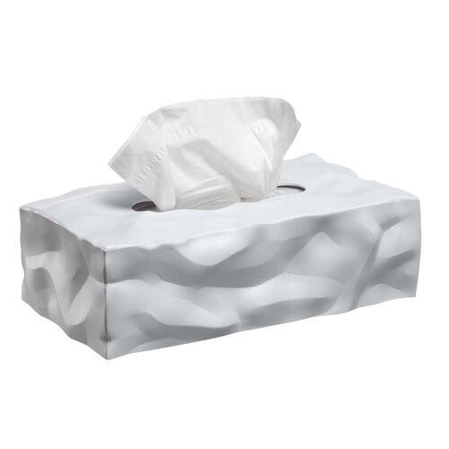 essey - Wipy 2-Cube Tuchbox, weiß