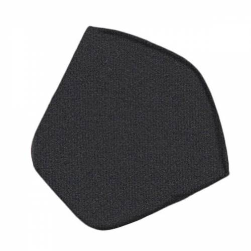 Knoll - Sitzkissen für Bertoia Diamond Sessel, Tonus schwarz
