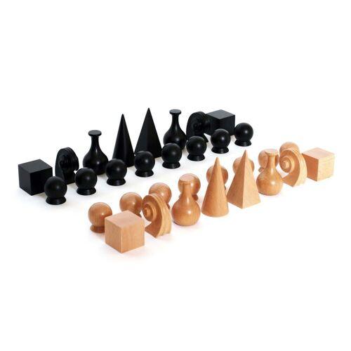 Klein & More - Man Ray - Schachfiguren-Set