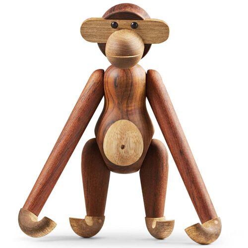 Kay Bojesen - Holz-Affe groß, Limbaholz / Teakholz