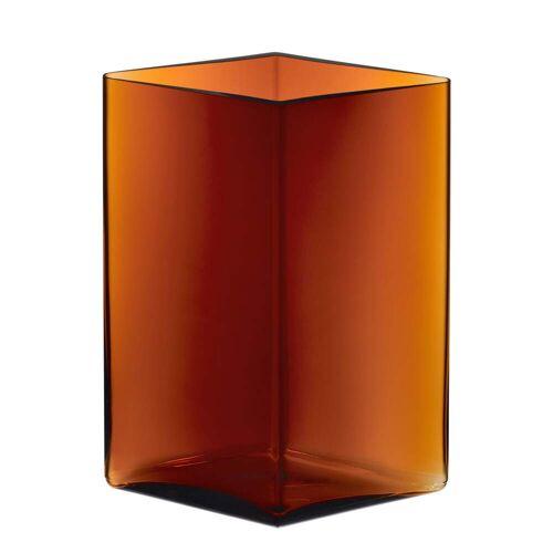 Iittala - Ruutu Vase 205 x 270 mm, kupfer