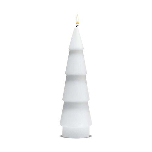 Holmegaard - Kalenderkerze Ø 5 cm, weiß