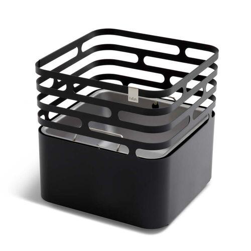 höfats - Cube Feuerkorb, schwarz