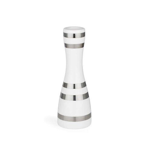 Kähler Design - Omaggio Kerzenhalter 16 cm, silber