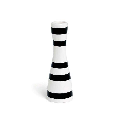 Kähler Design - Omaggio Kerzenhalter 16 cm, schwarz
