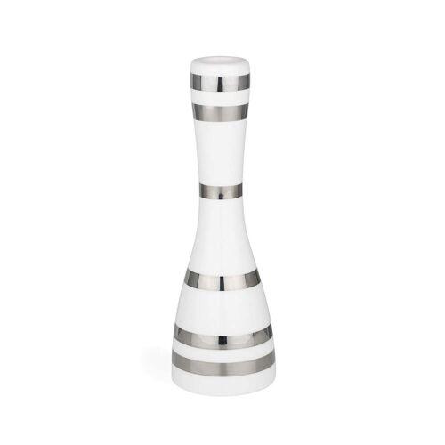 Kähler Design - Omaggio Kerzenhalter 20 cm, silber