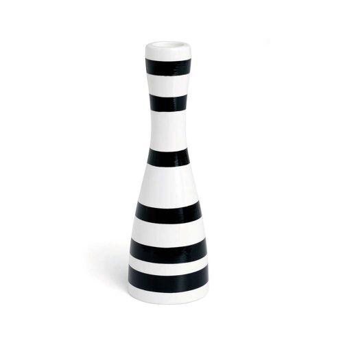 Kähler Design - Omaggio Kerzenhalter 20 cm, schwarz