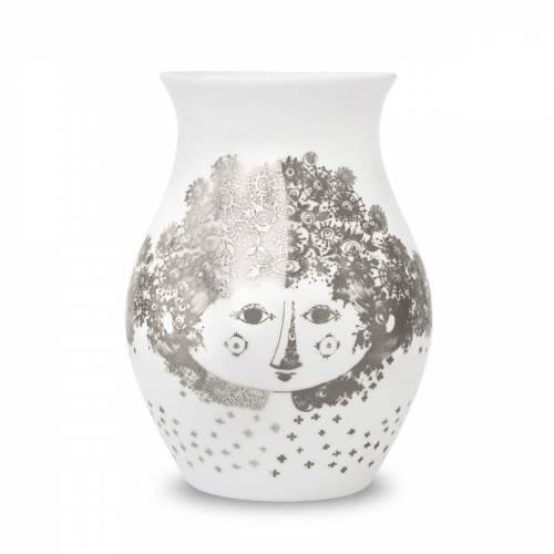 Bjørn Wiinblad - Vase Felicia, silber
