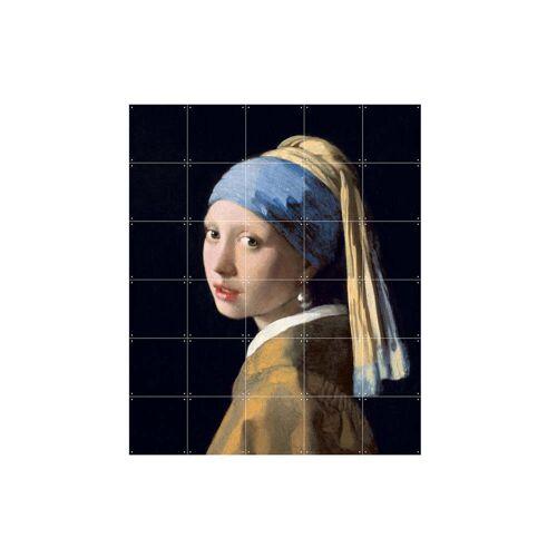 IXXI - Mädchen mit dem Perlenohrring (Vermeer), 100 x 120 cm