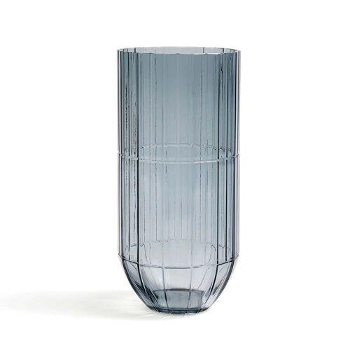 HAY - Colour Vase Glasvase, XL, blau