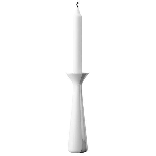 Stelton - Unified Kerzenständer H 21 cm, weiß