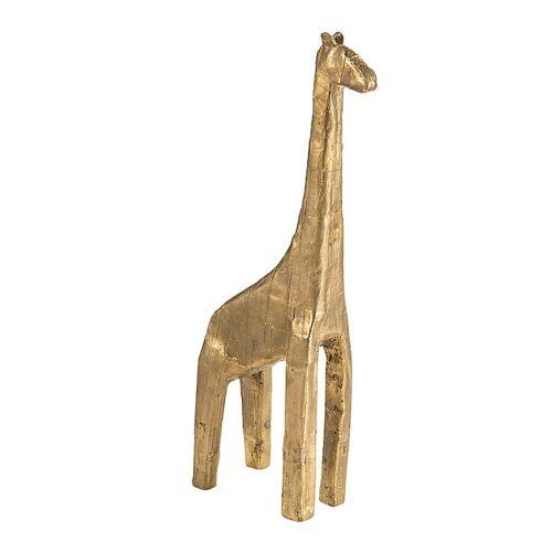 Pulpo - Dekofigur Giraffe, Bronze