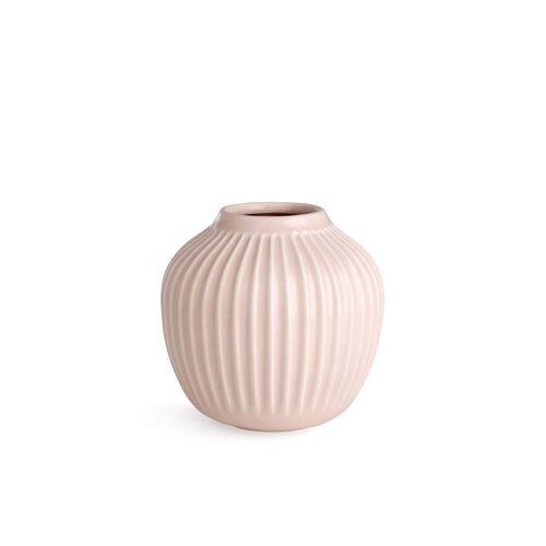 Kähler Design - Hammershøi Vase, H 12,5 cm / rose