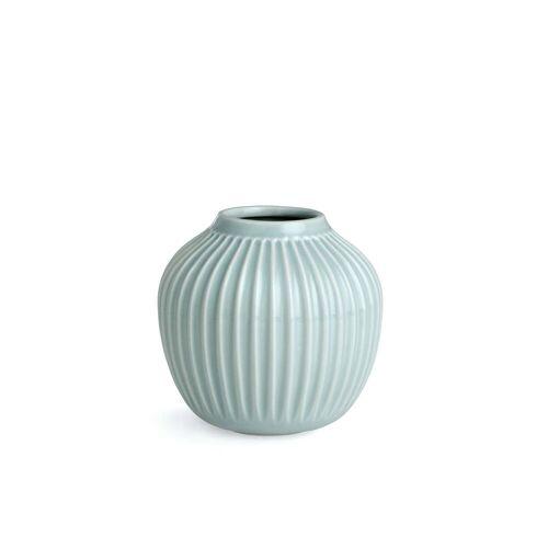 Kähler Design - Hammershøi Vase, H 13 cm / mint