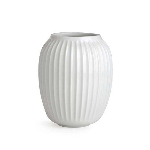 Kähler Design - Hammershøi Vase, H 20 cm / weiß
