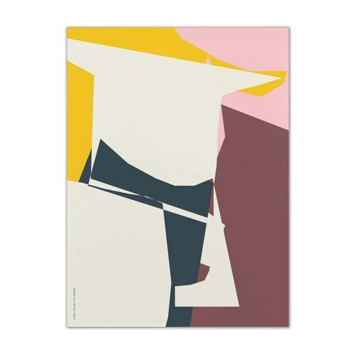 Paper Collective - Paper Cuts 01, 50 x 70 cm