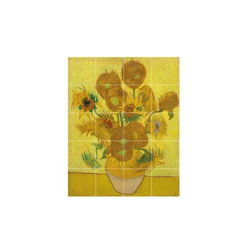IXXI - Sonnenblumen (Van Gogh), 80 x 100 cm