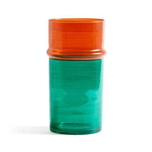 HAY - Marokkanische Vase L, grün