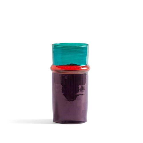HAY - Marokkanische Vase S, lila
