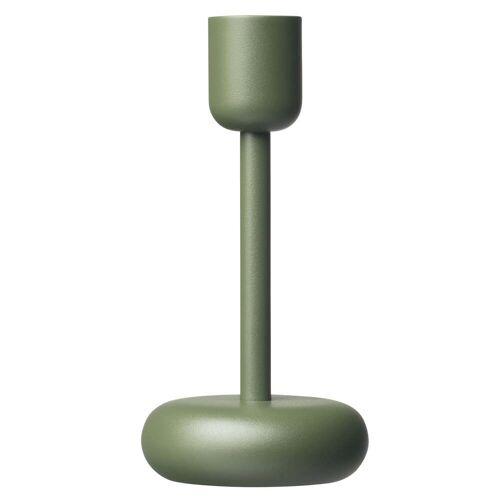 Iittala - Nappula Kerzenständer 183 mm, moosgrün