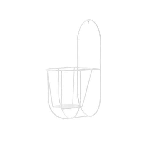 OK Design - Cibele Wand-Blumentopfhalter Small, weiß