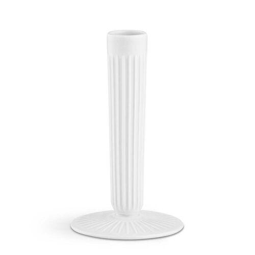Kähler Design - Hammershøi Kerzenhalter H 16 cm, weiß