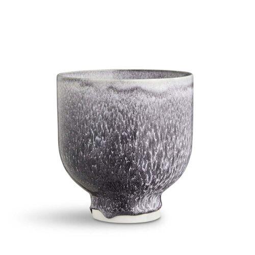 Kähler Design - Unico Übertopf, Ø 12 x H 13,5 cm, lila