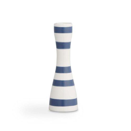 Kähler Design - Omaggio Kerzenhalter 16 cm, stahlblau