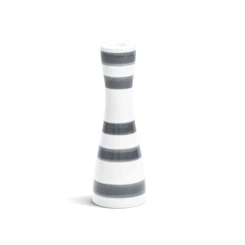 Kähler Design - Omaggio Kerzenhalter 16 cm, granitgrau