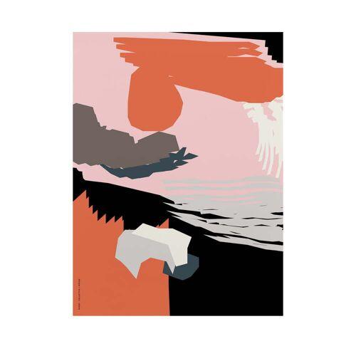 Paper Collective - Paper Cuts 02, 50 x 70 cm