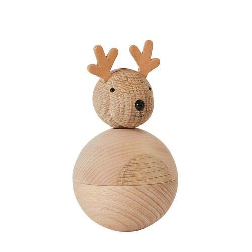 OYOY - Holzfiguren Weihnachten, Rudolf