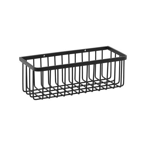 House Doctor - Basket Badezimmer Aufbewahrung, single / schwarz