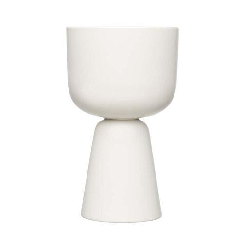 Iittala - Nappula Blumentopf, 260 x 155 mm, weiß
