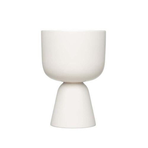 Iittala - Nappula Blumentopf, 230 x 155 mm, weiß