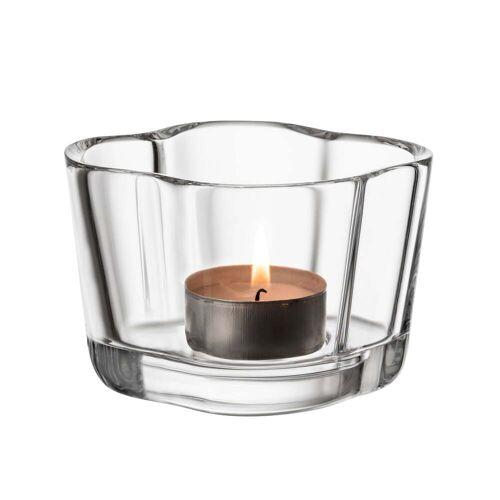 Iittala - Aalto Teelichthalter 60 mm, klar