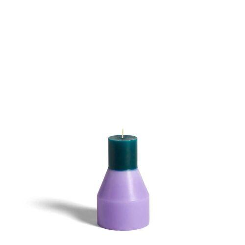 HAY - Pillar Kerze, lavendel, S