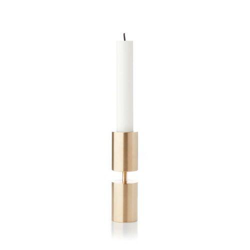 applicata - Solid Kerzenhalter, Messing