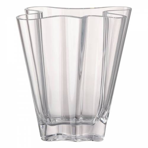 Rosenthal - Flux Vase, 26 cm / klar
