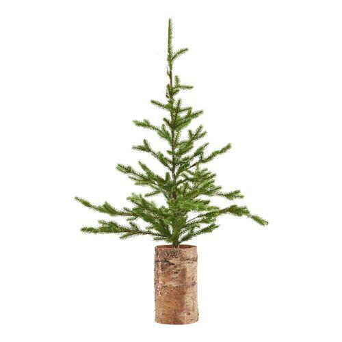 House Doctor - Weihnachtsbaum mit LED-Beleuchtung, H 90 cm