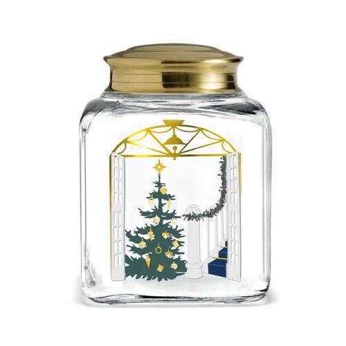 Holmegaard - Weihnachts-Gebäckglas 2020