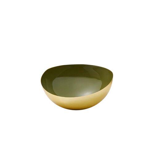 Philippi - Elise Schale S, grün / gold