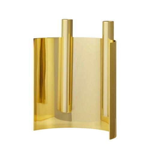 AYTM - Asto Kerzenhalter 2 H 25 cm, gold