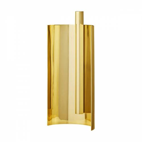 AYTM - Asto Kerzenhalter 1 H 30 cm, gold