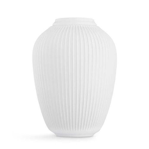 Kähler Design - Hammershøi Bodenvase H 50 cm, weiß