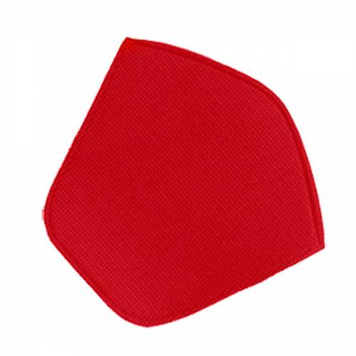 Knoll - Sitzkissen für Bertoia Diamond Sessel, Tonus rot