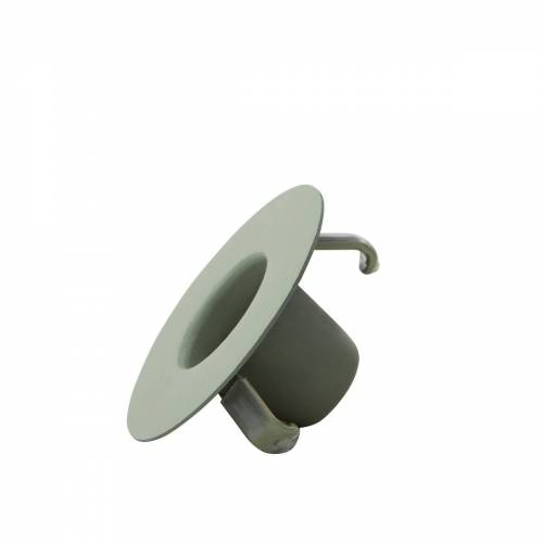 Design Letters - Kerzenhalterung für AJ Porzellan Mini-Becher und Vase, grün