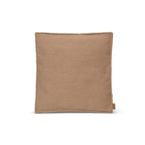 ferm LIVING - Desert Sitzkissen, 38 x 38 cm, sand