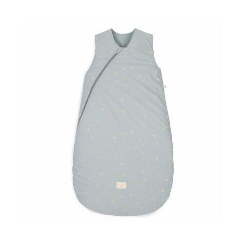 Nobodinoz - Cocoon Baby-Schlafsack 6-18 Monate, willow soft blue