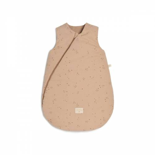 Nobodinoz - Cocoon Baby-Schlafsack 0-6 Monate, willow dune