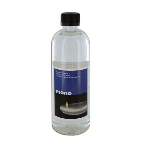 mono - BIO Lampenöl, klar, 1 Liter